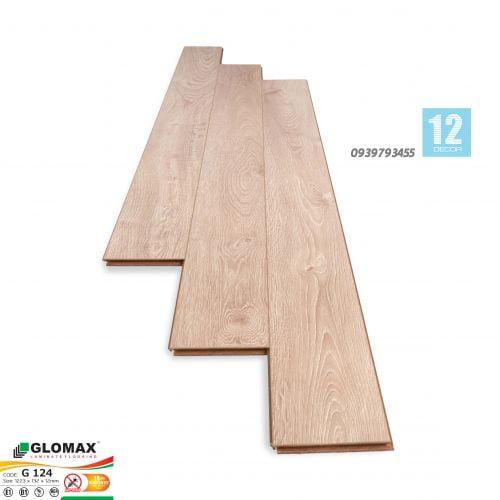 Sàn Gỗ GLOMAX 12mm - G124