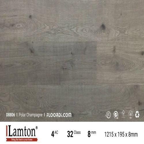 Sàn gỗ Lamton 8mm - D8806