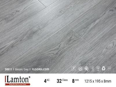 Sàn gỗ Lamton 8mm - D8811