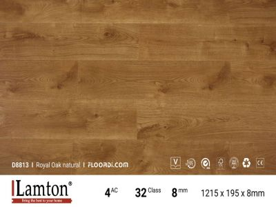 Sàn gỗ Lamton 8mm - D8813