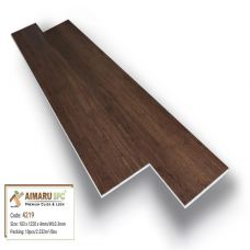 Sàn nhựa hèm khóa 4mm Aimaru - 4219