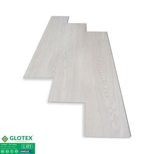 Sàn nhựa hèm khóa 4mm Glotex - 471