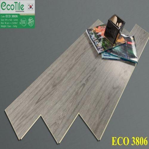Sàn nhựa SPC EcoTile 3806