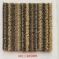 Thảm tấm trải sàn Popular - PPC 1 BROWN