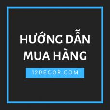 Hướng dẫn mua hàng tại 12decor.com
